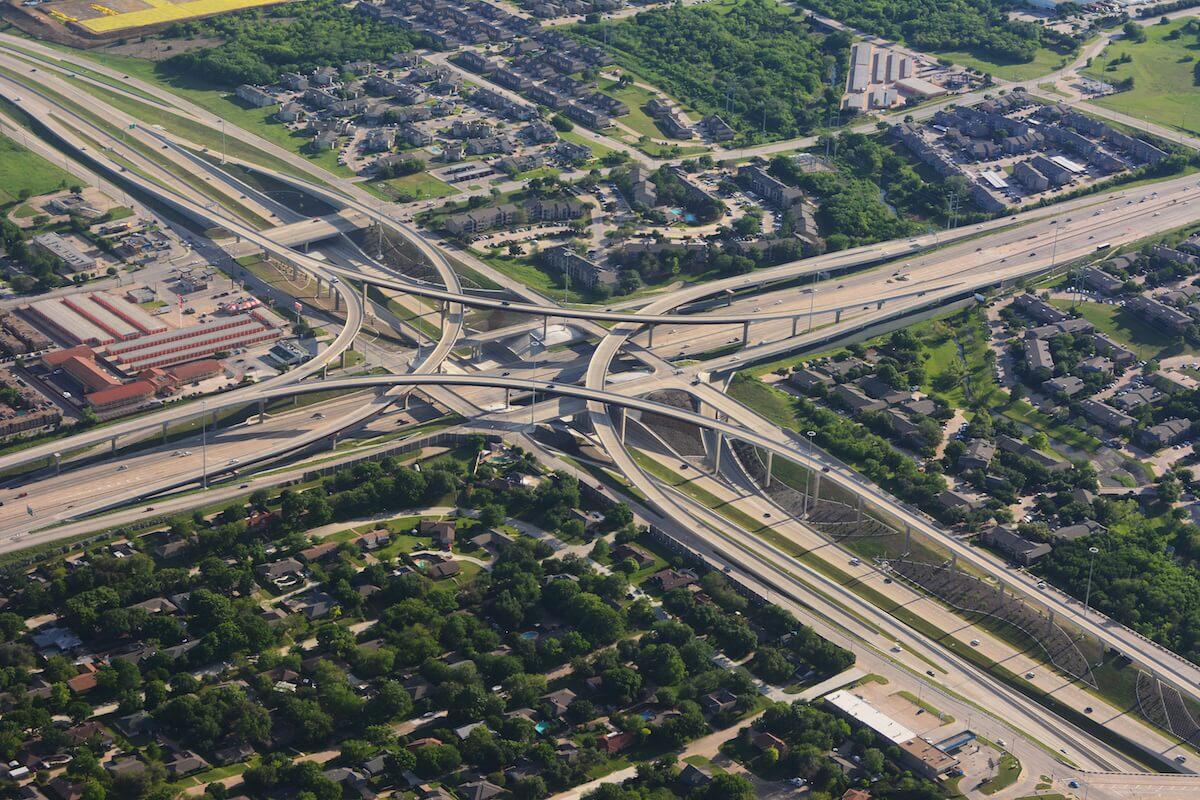 federal highway Aerial